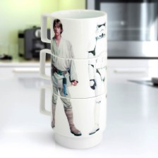 Star Wars Stacking Mugs €25 http://bit.ly/1BF4Nwe