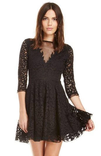 Saylor @ Dailylook €211.82 - Charlotte Crochet Lace Dress http://bit.ly/1yOJroQ