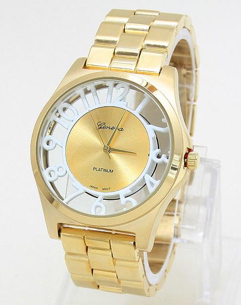 Glitz N Pieces €32 - Retro White Watch http://bit.ly/1zex0Xj