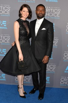 Jessica & David Oyelowo