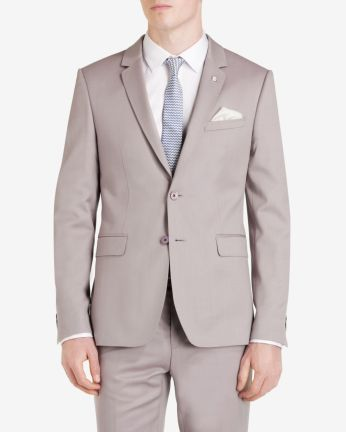 Daqurij Wool suit jacket €425 http://bit.ly/1CJGmgg (also available in Light Blue)