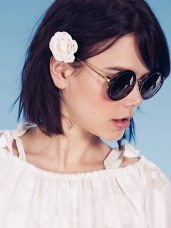 Dahlia €35.11/£25 - Tortoiseshell Oversized Round Sunglasses http://bit.ly/1GSwLGe