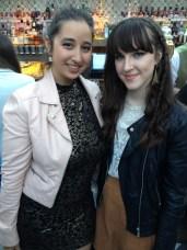 Myself and Rachel