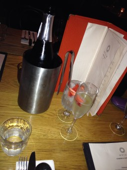 Birthday Prosecco at Opium