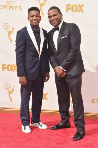 Nathan and Anthony Anderson