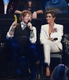 Ed Sheeran & Ruby Rose