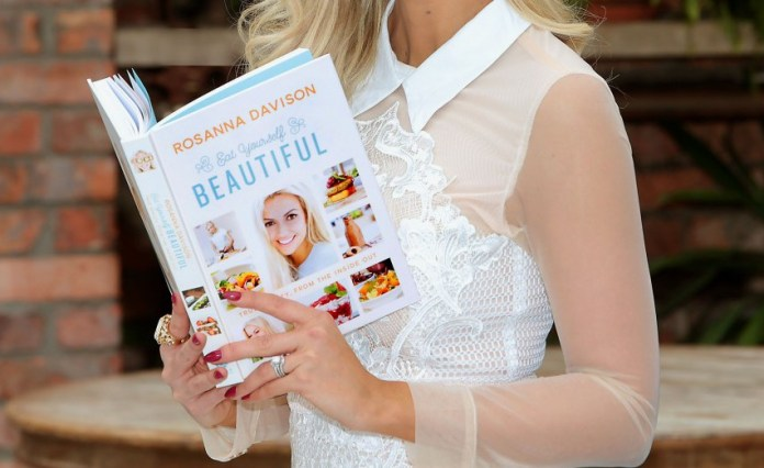 Dubray Books €21.99 - Eat Yourself Beautiful by Rosanna Davison http://bit.ly/1J8Goy5