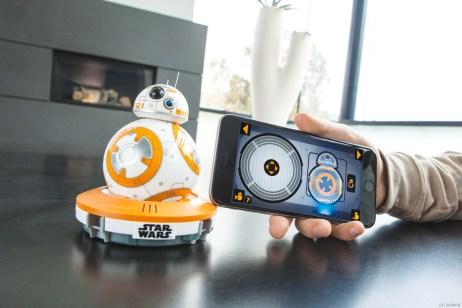Sphero @ B Cool Gadget Shop €169.90 - BB-8 Droid http://bit.ly/21Zacsp