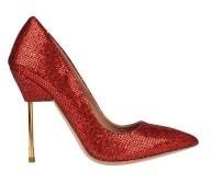 Kurt Geiger €175 - Britton Glitter Court Shoes http://bit.ly/1lrlcNS