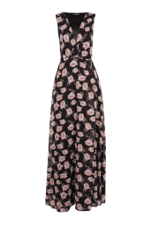 Boohoo €34 - Anouk Floral Chiffon Wrap Maxi Dress http://www.boohoo.com/new-in/anouk-floral-chiffon-wrap-maxi-dress/invt/dzz86686