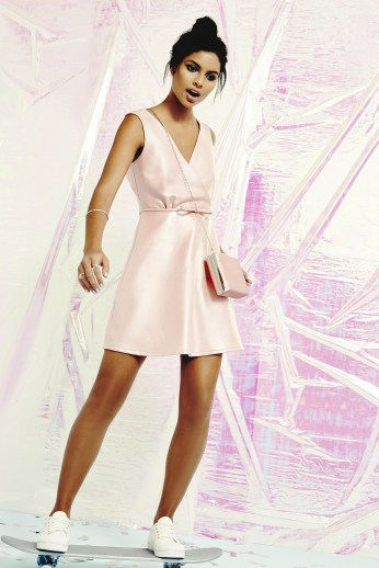 boohoo.com Bow Detail Detail Prom Dress €34 1