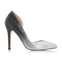 Head Over Heels €65 - Clarrice Semi D'Orsay High Heel Courts http://bit.ly/1XzNEKU