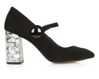Topshop €98 - Gatsby Mary-Jane Shoes http://bit.ly/1WvuO7u