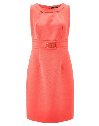 Tahari @ Next €177 - Belted Jacquard Dress http://ie.nextdirect.com/en/gl6690s1#L41103
