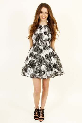 Chi Chi €20 - Clementine Dress https://www.dresses.ie/dress-chi-chi-clementine-dress-black-D155734/
