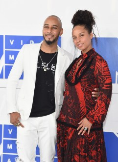 Swizz Beats & Alicia Keys