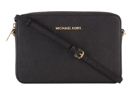 Michael Kors €175 - Jet Set Saffiano Leather Crossbody http://bit.ly/2fi13Mq