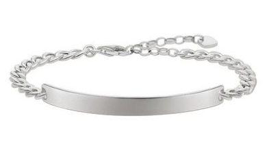 Thomas Sabo, €149 - Sterling Silver Glam Love Bridge Chain & Bar Bracelet http://www.thomassabo.com/EU/en_IE/pd/bracelet/LBA0106.html