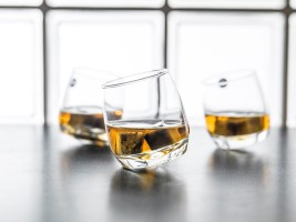 Designist, €28 - Sagaform Whiskey Glasses https://shop.designist.ie/collections/him/products/whiskey-glasses