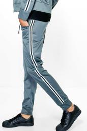 Boohoo Eva Fit Sports Luxe Tracksuit Bottoms, €14 http://www.boohoo.com/boohoo-fit/eva-fit-sports-luxe-tracksuit-bottoms/invt/dzz66469