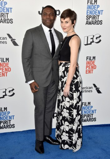 Sam Richardson & Nicole Boyd