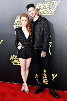 Madelaine Petsch & Travis Mills