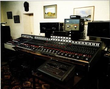 EMI TG12345 Console