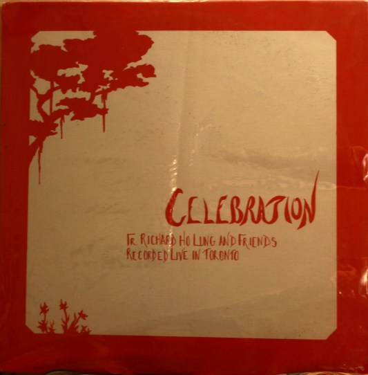 Father Richard Ho-Lung - Celebration of Life LP