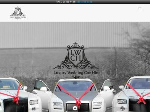 www.luxuryweddingcarhire.co.uk
