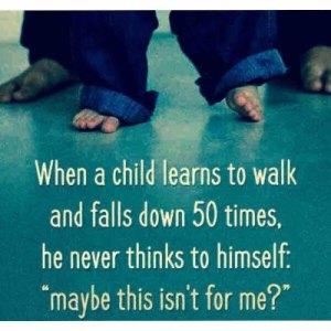 when a child falls
