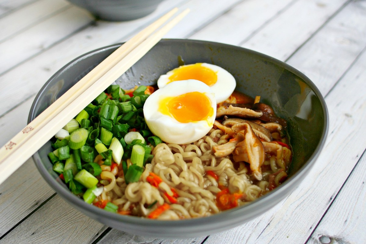 Easy Homemade Ramen Bowls