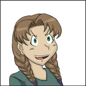 Senga portrait