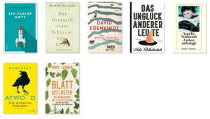 Gelesene Bücher im März