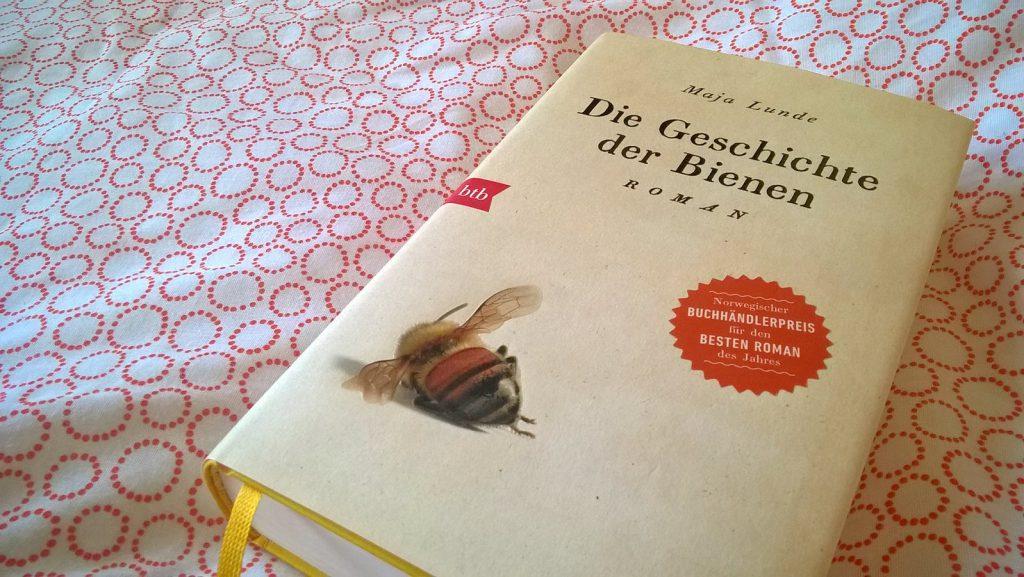 Maja Lunde: Die Geschichte der Bienen
