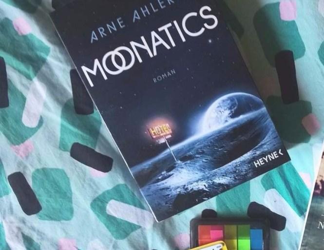 Arne Ahlert, Moonatics