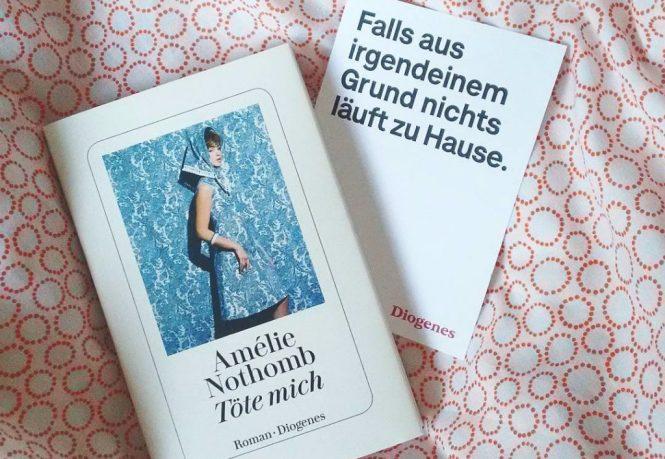 Amélie Nothomb - Töte mich
