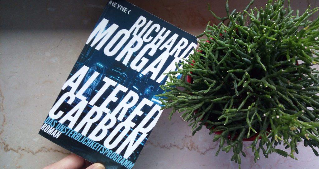 Richard Morgan, Altered Carbon
