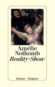 Amélie Nothomb, Reality Show Cover
