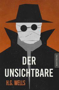 H.G. Wells, Der Unsichtbare Cover