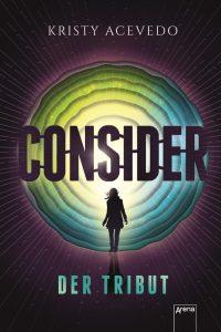 Kristy Acevedo, Consider Der Tribut Cover