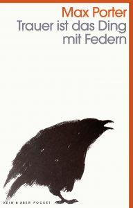 Max Porter, Trauer ist das Ding mit Federn Cover