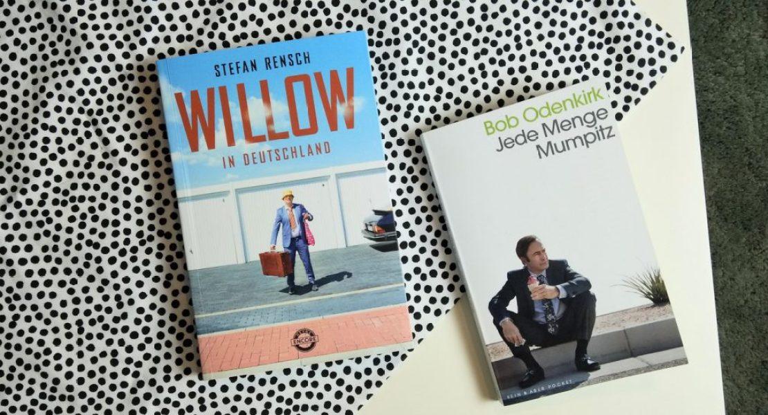 """Stefan Rensch, """"Willow in Deutschland"""" und Bob Odenkirk, """"Jede Menge Mumpitz"""""""