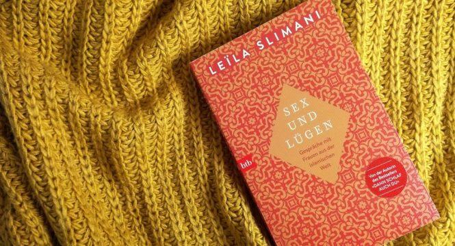 Leïla Slimani, Sex und Lügen