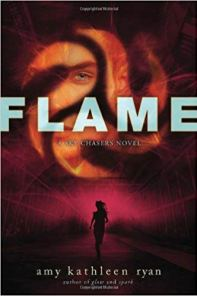 Amy Kathleen Ryan, Flame Cover
