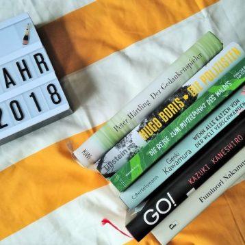 Mein Lesejahr 2018: Blogparade & Highlight-Bonanza!