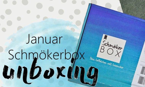 Schmökerbox Januar 2019