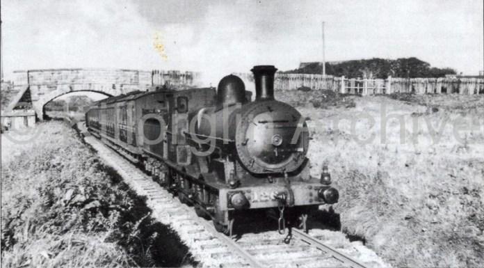 Tralee - Valentia train