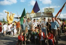 The Boys of Wexfore Puck Fair 1998