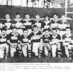Paudie Foley who owned Paudies bar in 1960's Where Nick used to be Paudie won the East Kerry Champions playing for Listry 1952