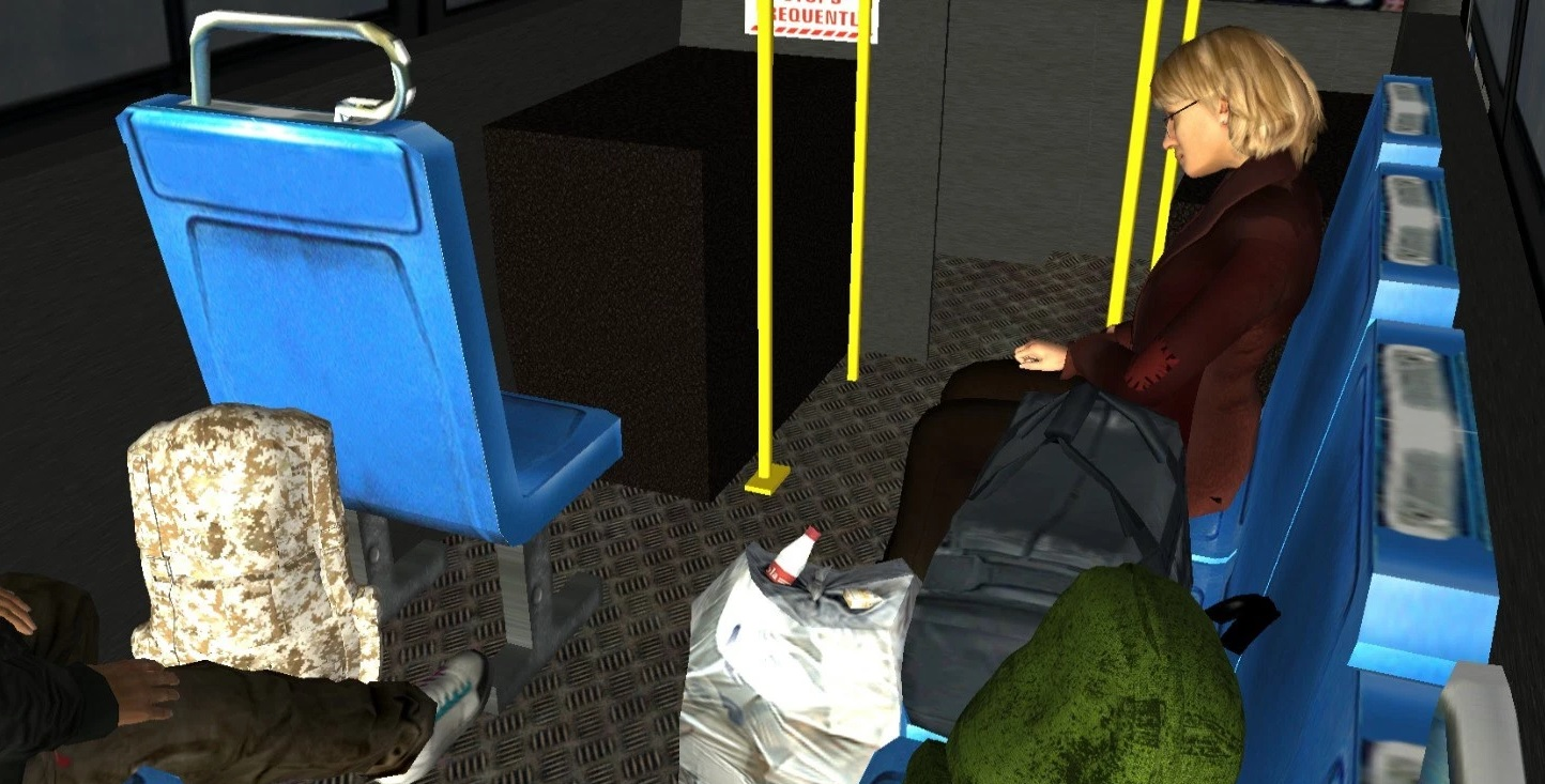 VR homelessness